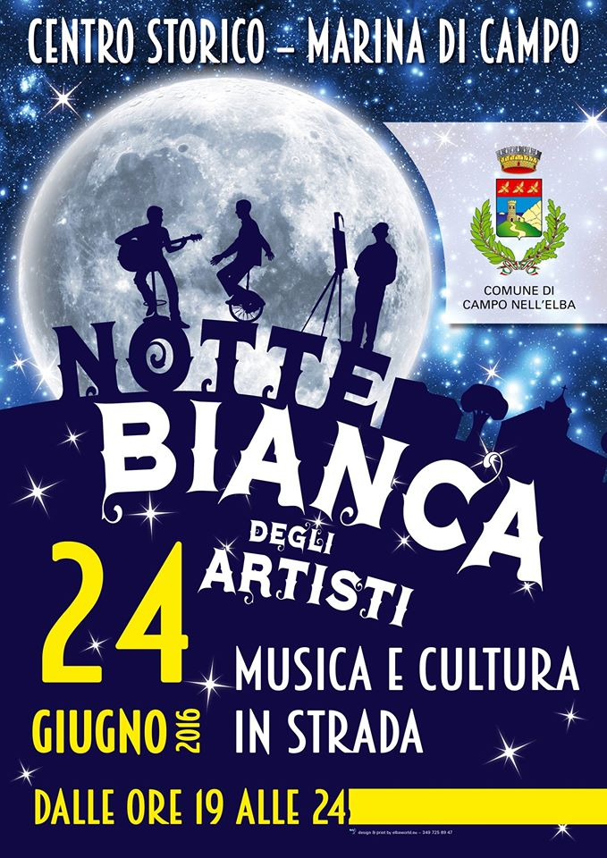notte bianca campo