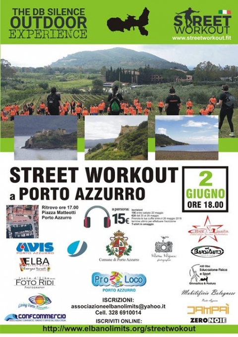 street-workout elba